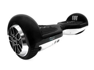 MOBILITE URBAINE - Gamme FIAT Hoverboard-FIAT-F500-H65K