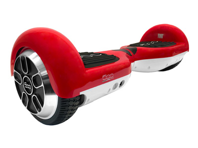 MOBILITE URBAINE - Gamme FIAT Hoverboard-FIAT-F500-H65R