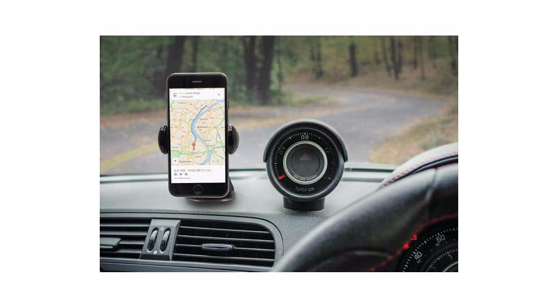 Photo Philips Support Ventouse Smartphone Voiture DLK23012B