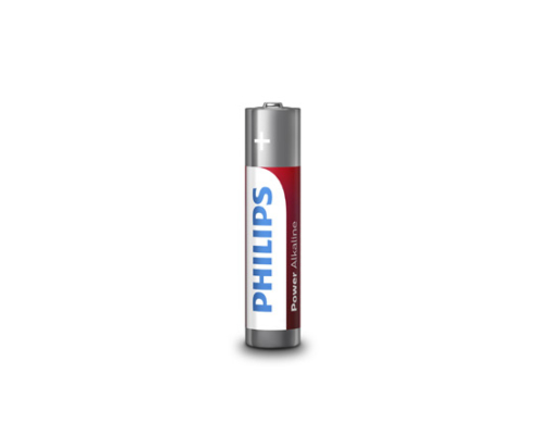 Philips Pile Power Alkaline AAA LR03P6BP