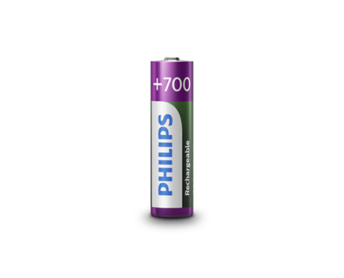 Philips Pile Rechargeable AAA R03B4A70