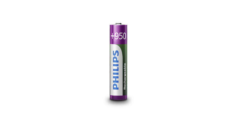 Philips Pile Rechargeable AAA R03B4A95