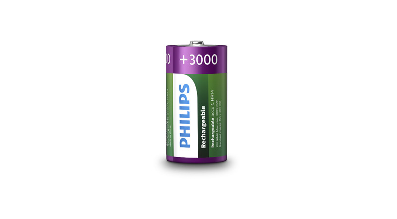 Philips Pile Rechargeable C R14B2A300