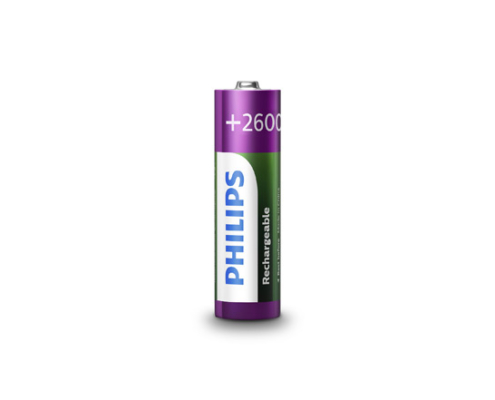 Philips Pile Rechargeable AA R6B2A260