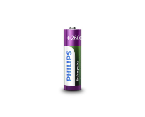 Philips Pile Rechargeable AA R6B4B260