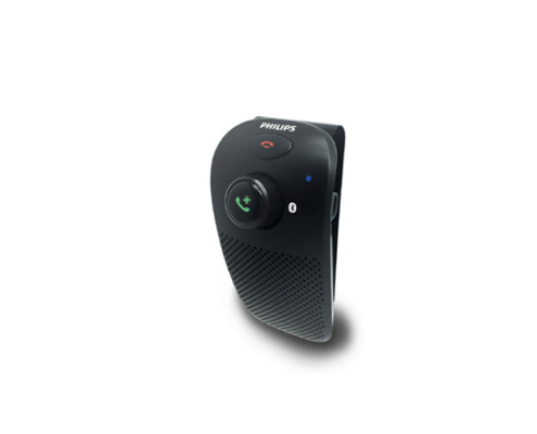Philips Kit Handsfree Speakerphone Bluetooth car cab22