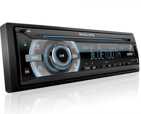 Philips Autoradio CarStudio Bluetooth/USB/CD CEM2300BT-01