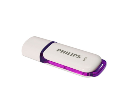 Philips Clé USB 64Go Snow edition 2.0 PHMMD64GBS200