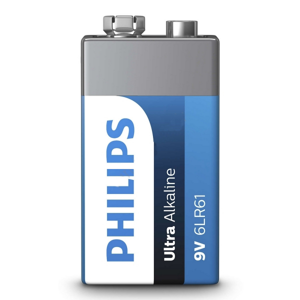 Piles Ultra alcalines Philips