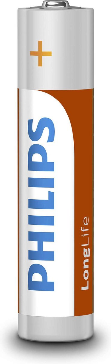 Piles Philips AAA LongLife R03L50FP