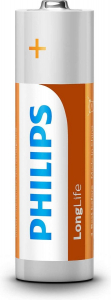 PIles Philips AA LongLife R6L50FP